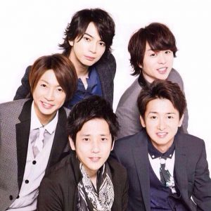 Japan Fan Club - Proxy Service - Arashi