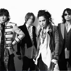 Japan Fan Club - Proxy Service - L'arc en Ciel